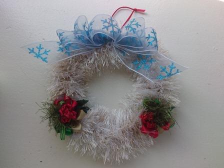 クリスマスリース 2012